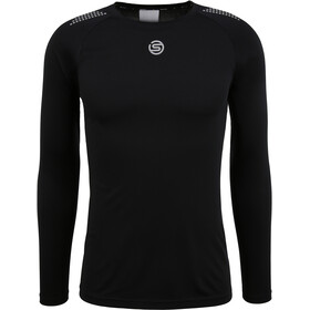 Skins Series-3 LS Top Men, black